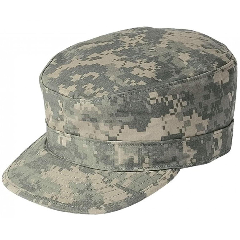 a801fa4dbdb Amazon.com  Genuine Issue US Military ACU Digital Camo Ripstop Patrol Caps