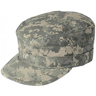 Amazon.com  Genuine Issue Military Surplus Ripstop Utility Patrol Cap   Clothing b1f2d7d9b4d