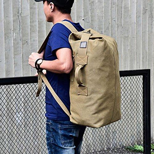 Duffel Backpack Bag - 9