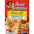 Aunt Jemima Buttermilk Complete Mix, 32 oz Box