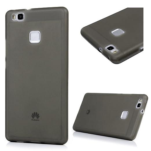 4 opinioni per Huawei P9 Lite Custodia Cover- Lanveni Copertura Morbido TPU Silicone Ultra