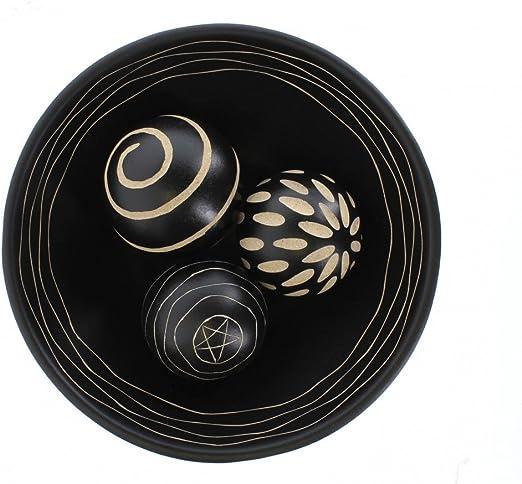 Decorativo – Juego de Pelota, oficina decorativo bolas para bowls ...