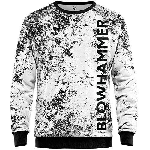 blowhammer  Blowhammer - Felpa Uomo - Orobic SW: : Abbigliamento
