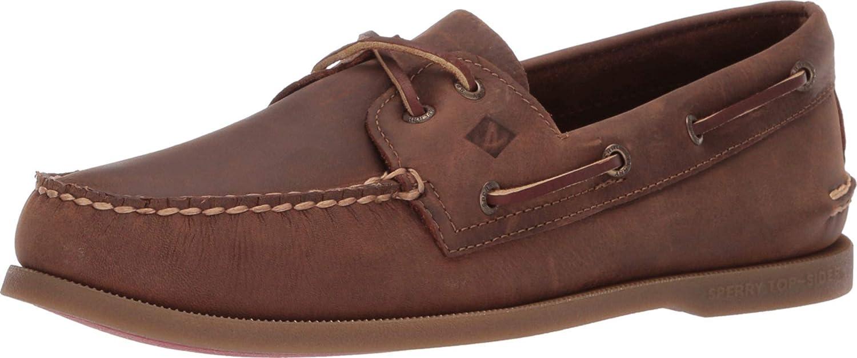 2-Eye Richtown Boat Shoe