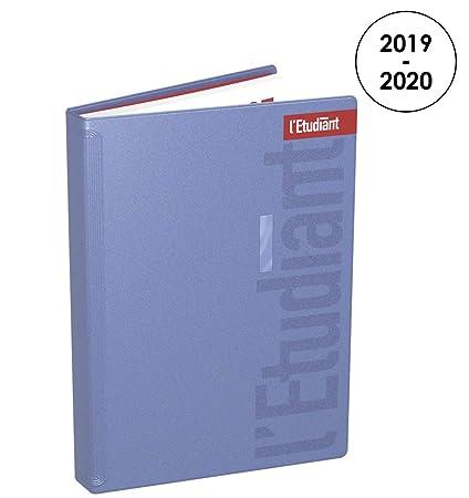 LÉTUDIANT - Agenda diaria 2019 - 2020 de agosto a julio - 1 ...