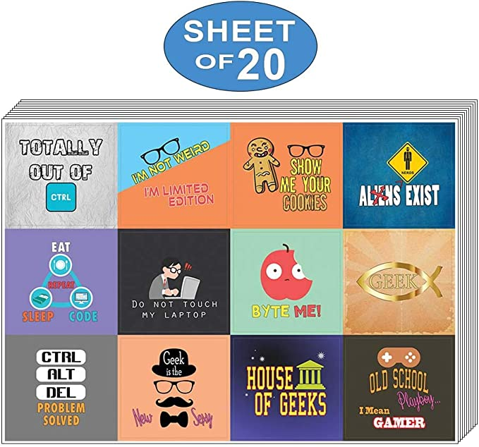 Awesome Stocking Stuffers Gifts for Boys /& Girls Sticker Card for Kids Creanoso Good Character at Home Behavior Stickers Decal Decor Classroom Teaching Incentives 20-Sheet