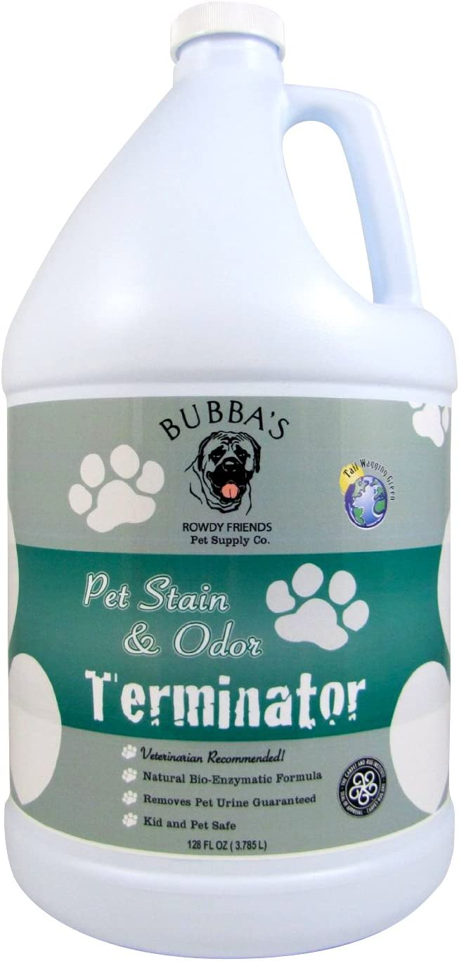 2. BUBBA'S Super Strength Commercial Enzyme Cleaner