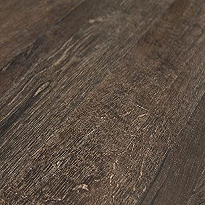 Feather Lodge Quick Lay Barnside Plank 5mm Luxury Vinyl Flooring 2121 SAMPLE