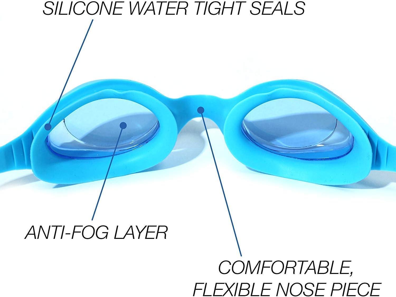 OPTIMUM Junior Gafas de nataci/ón Beb/é-Ni/ños