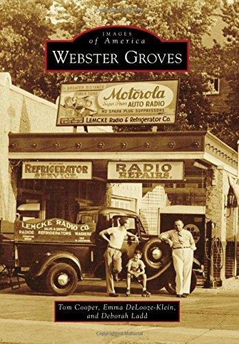 Webster Groves (Images of America)