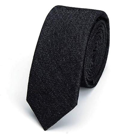 TIE Corbatas de Hombre, Corbatas de Mezclilla, Corbatas de Traje ...