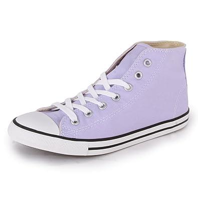 dc7d84c2a707f Converse Chuck Taylor Dainty Mid Shoes - Irisglow  Amazon.fr  Chaussures et  Sacs