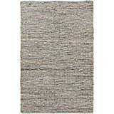 Surya ADB-1000 Hand Loomed Natural Fiber Area Rug, 5-Feet by 8-Feet Review