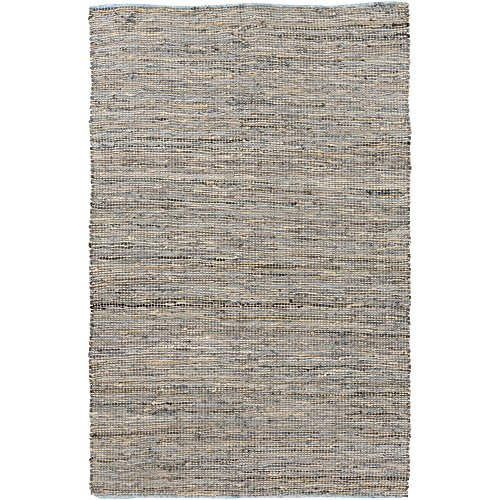 Surya ADB-1000 Hand Loomed Natural Fiber Accent Rug, 3-Feet 6-Inch by 5-Feet 6-Inch