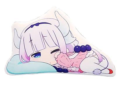 PPMM Anime Cartoon Kanna Kamui Double Print Home Decoration Throw Pillows