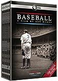 Baseball: A Film by Ken Burns (DVDs, 2010, 11-Disc Set) Brand New