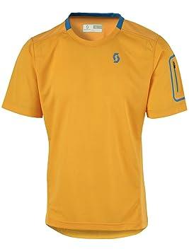 Scott - Trail Mtn Crew S/SL Shirt, Color Naranja, Talla S: Amazon.es: Deportes y aire libre
