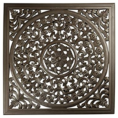 12  Brown Solaris Seven Wooden Wall Panel with Free Shipping