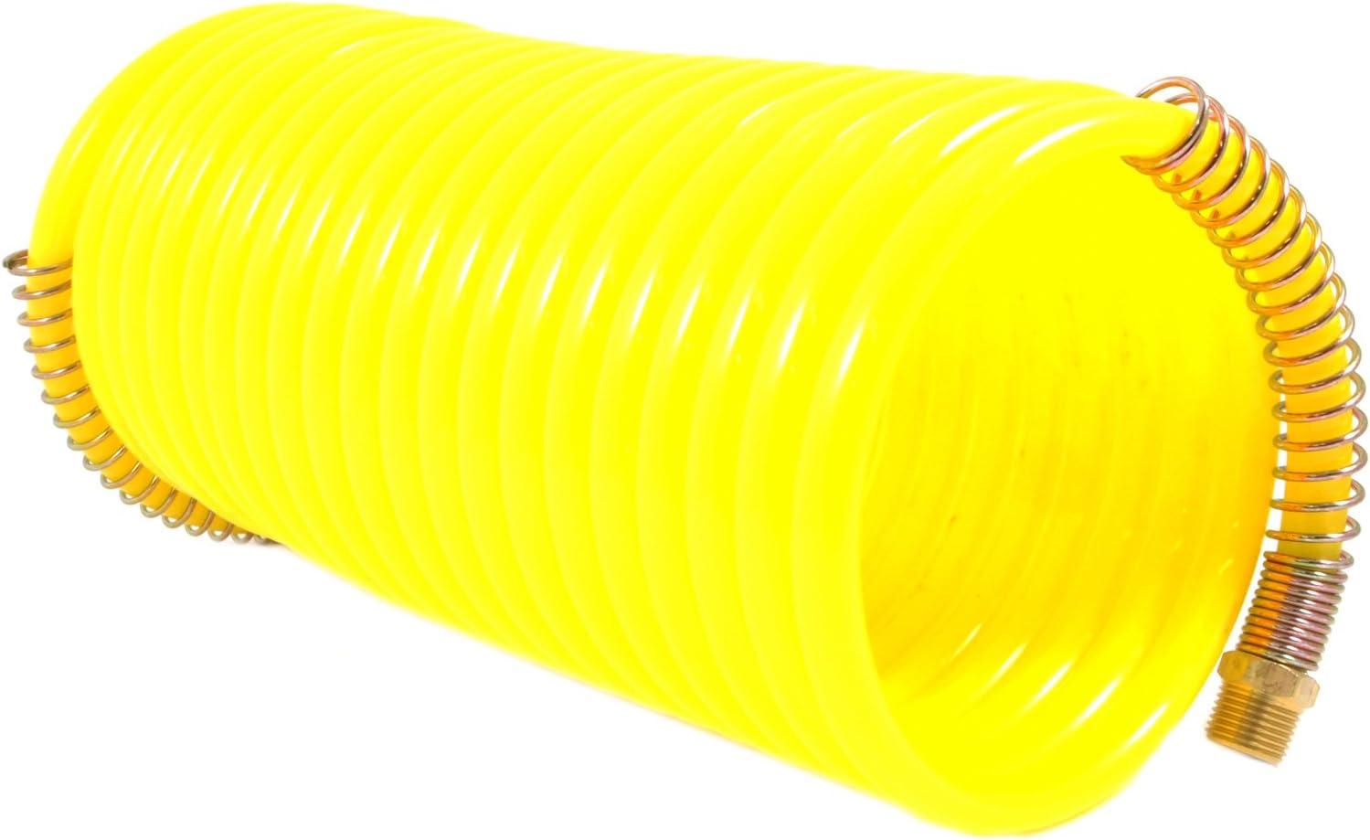Milton 1669 Nylon Air Hose Recoil 1//4 X 25
