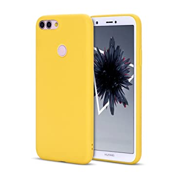 Anfire Funda Huawei P Smart, Carcasa Silicona Gel TPU Case ...