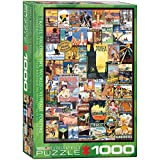 Eurographics 6000-0755 Travel the World Vintage Ads 1000-Piece Puzzle