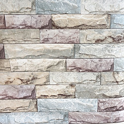 Timeet Brick Peel And Stick Wallpaper Self Adhesive Film 3d Stone