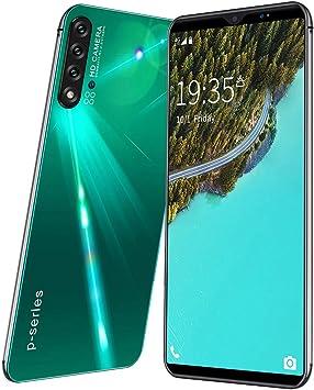 Oumij Teléfonos Celulares Desbloqueados, Nowa 5 Pro 6.1in HD ...
