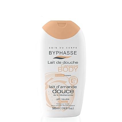 Leche de ducha Caresse almendra dulce – todo tipo de pieles – 500 ml