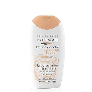 Leche de ducha Caresse almendra dulce - todo tipo de pieles - 500 ml: Amazon.es: Salud y cuidado personal