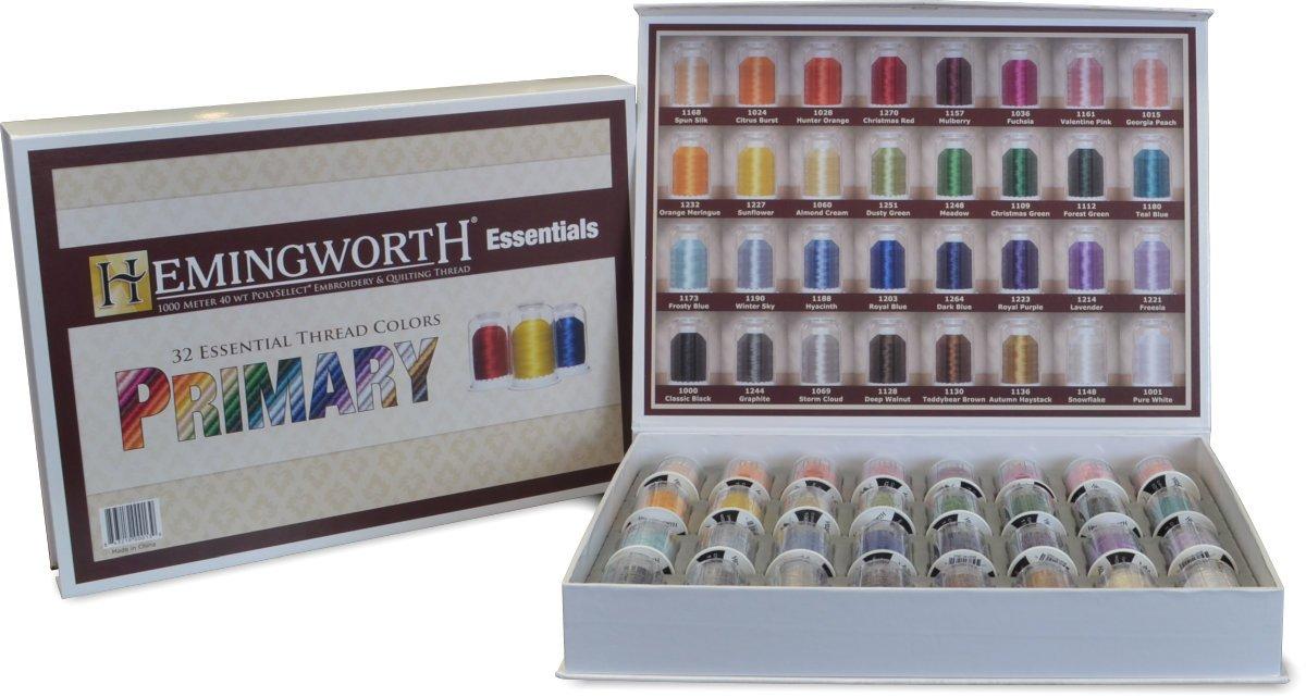 Hemingworth Essentials - Primary by Hemingworth