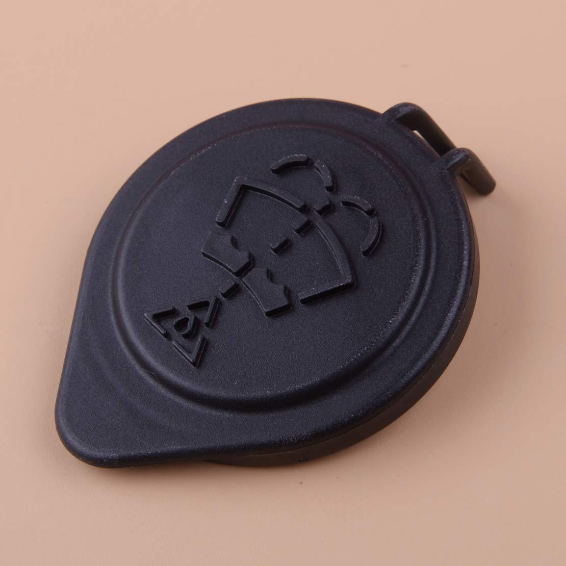 Windshield Washer Fluid Reservoir Tank Cap Fit For BMW 318is 128i 745i 535i 318i 61667264145