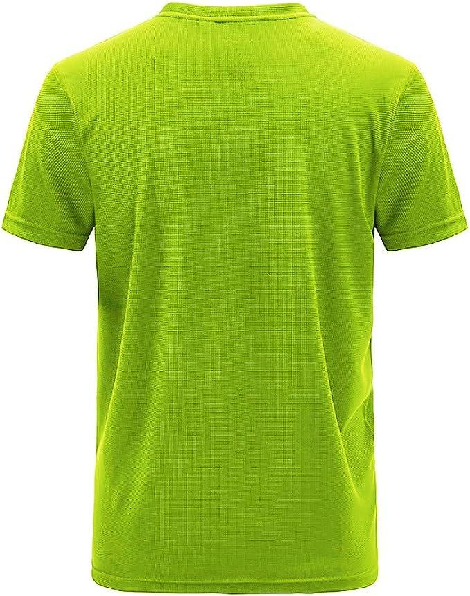 Alion Mens Casual Slim Fit Cargo Shirt Short Sleeve Work Shirt Dress Shirt Tactical Shirt