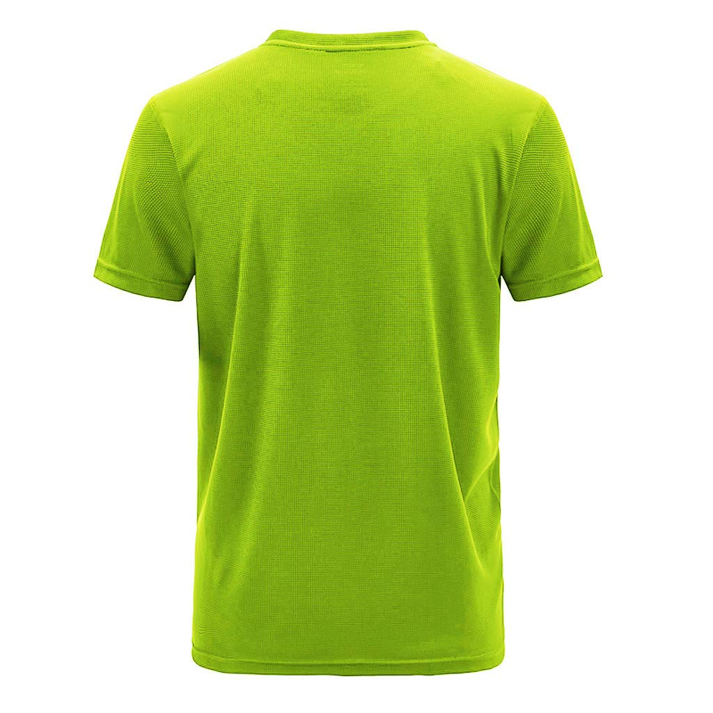 Men's Outdoor Sport Fast-Dry T-shirt - Breathable Summer Casual Plus Size Tops,Sunsee 2019 New