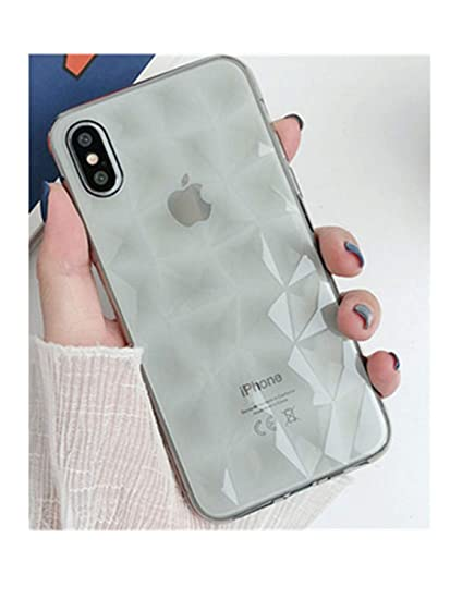 Lack Candy Color Anti-knock Clear Soft Cases For Iphone Xs Max Transparent Protector Back Cover For Iphone 8 Plus 6 6s 7 X Xr Kids' Clothes, Shoes & Accs.