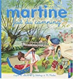 img - for Martine fait du camping book / textbook / text book