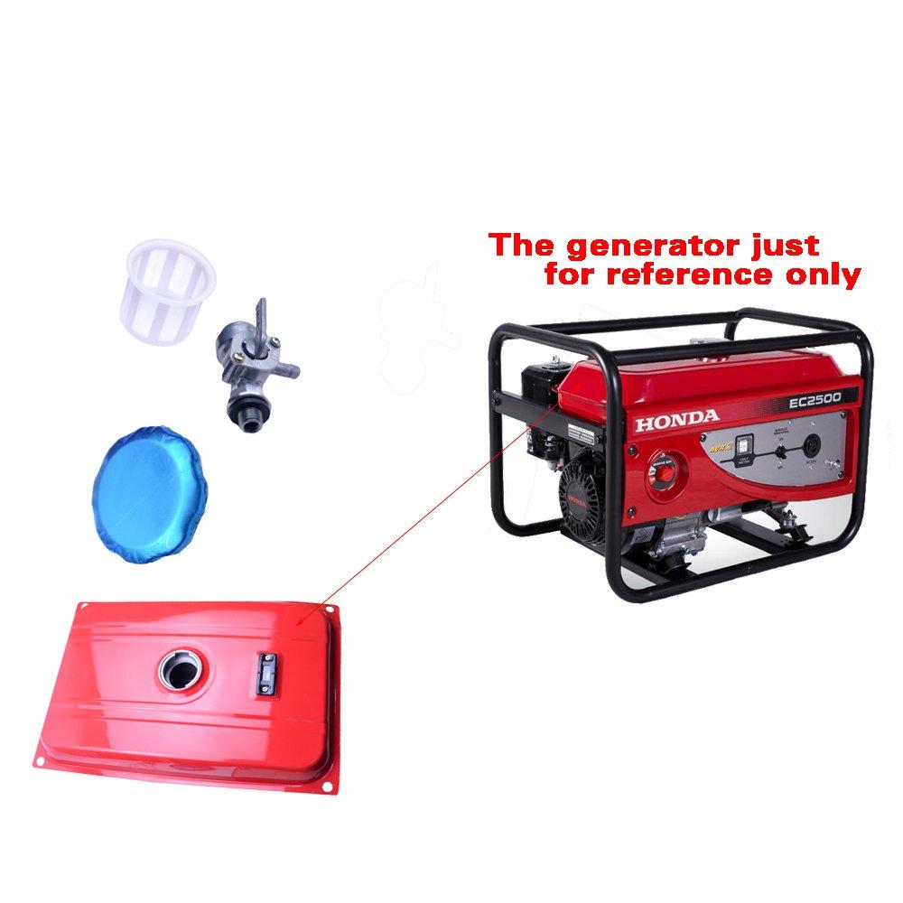 Amazon.com: Tanque de Gas Generador de flypig 5 galones ...