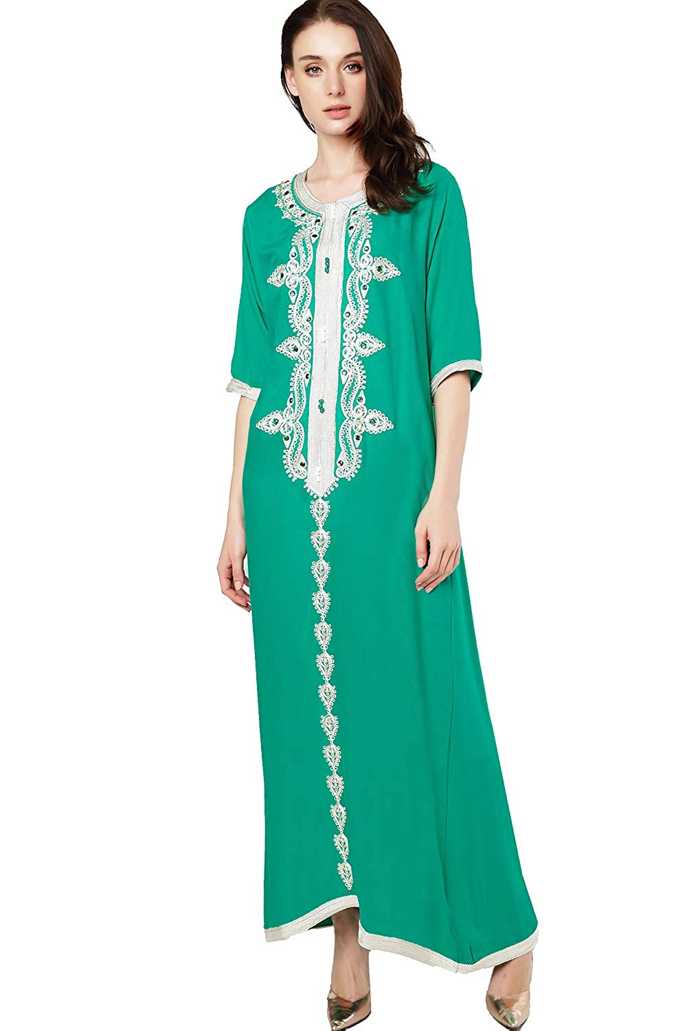 b555e2cf5fb Includes a beautiful tassel belt to tie at the waist. With silky  embroidery. The material will not too thin while still being lightweight  and breathable