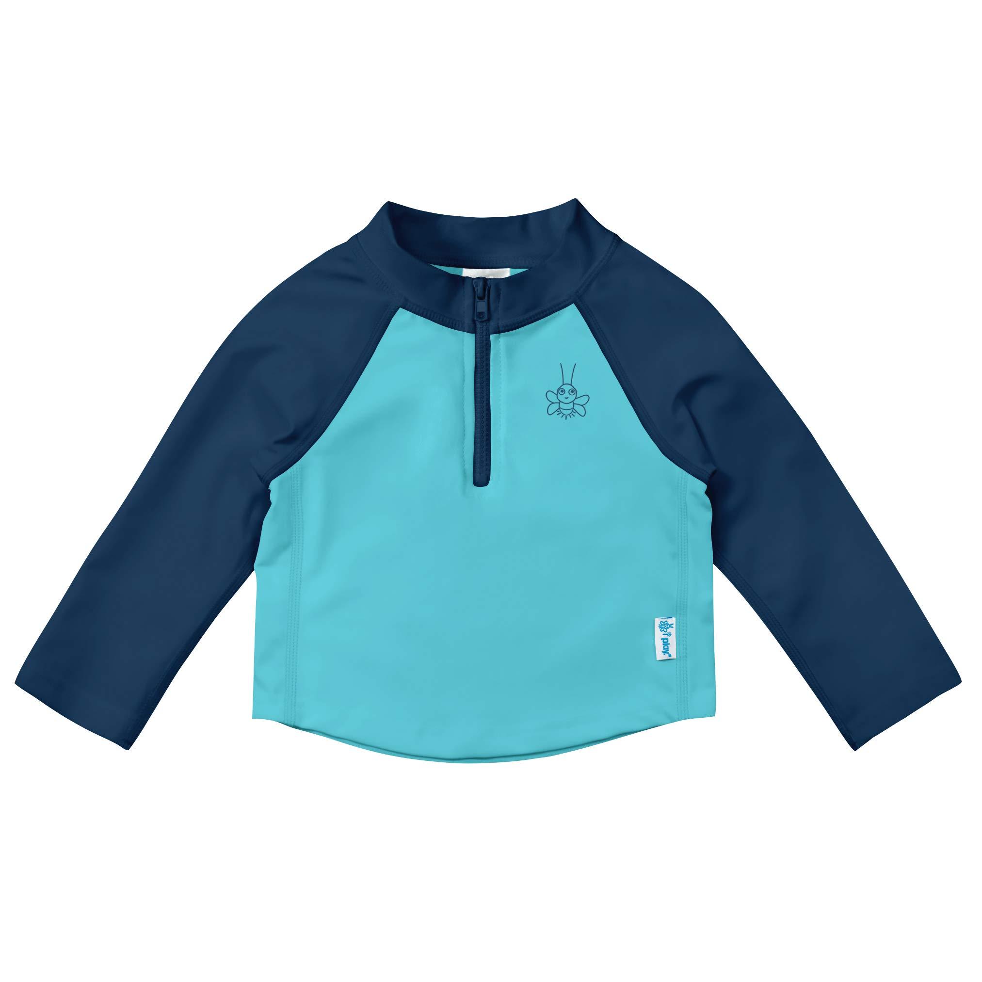 i play. Long Sleeve Rashguard Shirt | All-day UPF 50+ sun protection—wet or dry