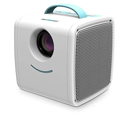 Mini proyector, Pantalla de 30 lúmenes 1080P Full HD LED ...