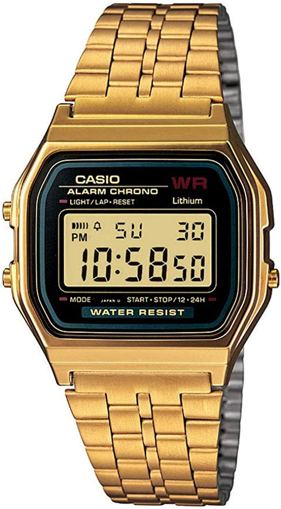 Casio Classic A159WGEA-1VT - Reloj para hombre