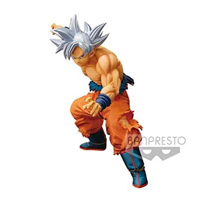 Banpresto 39948 Dragon Ball Super Maximatic The Son Goku I Figure: Toys & Games