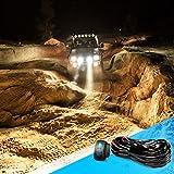 Nilight NI -WA 07 LED Light Bar Wiring Harness