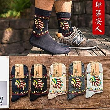 Sock Los Calcetines Hombre Calcetines de algodón de Primavera y Verano los Calcetines del Hombre Desodorante bajo Barco Ayuda Calcetines Calcetines ...