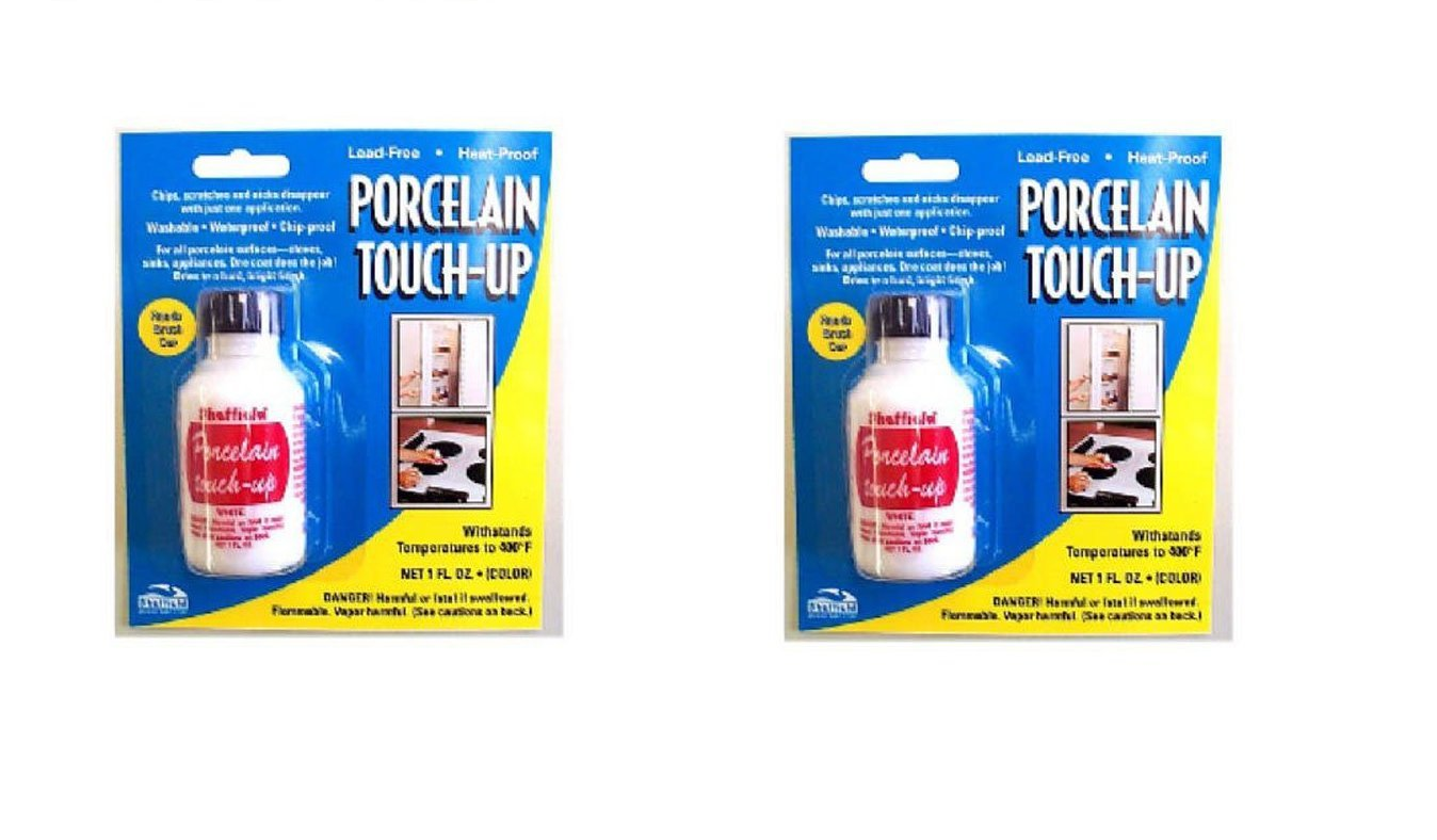 Sheffield 1126 Porcelain Touch-Up White, 1 fl oz - Interior House ...
