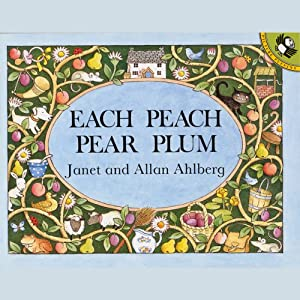 Each Peach Pear Plum Audiobook