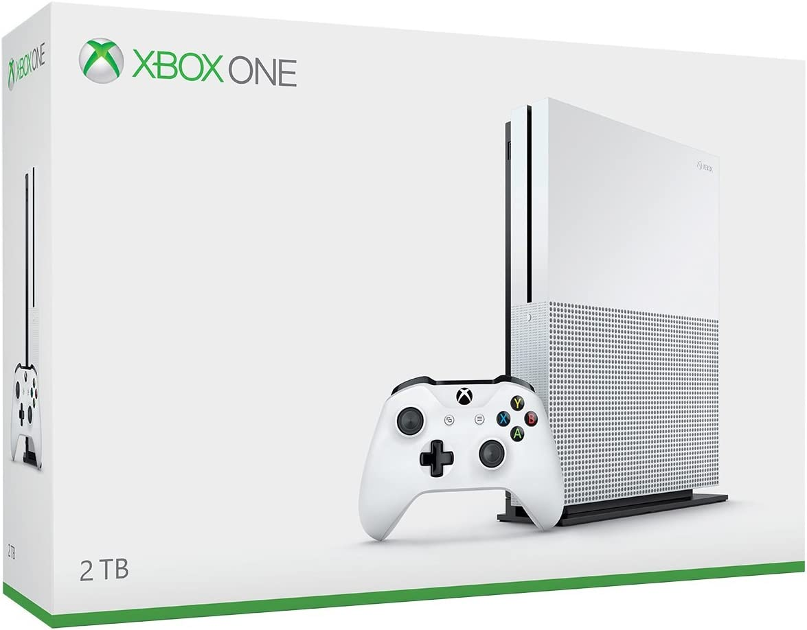 Amazon com: Xbox One S 2TB Console - Launch Edition [Discontinued