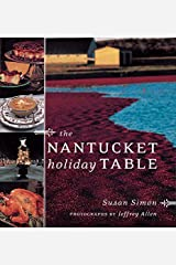 The Nantucket Holiday Table Hardcover