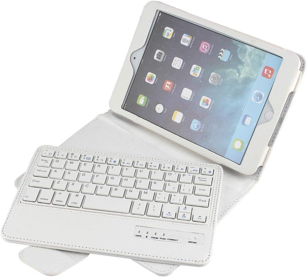 J&H Funda de piel sintética para iPad mini 4, iPad mini 1/2/3 ...