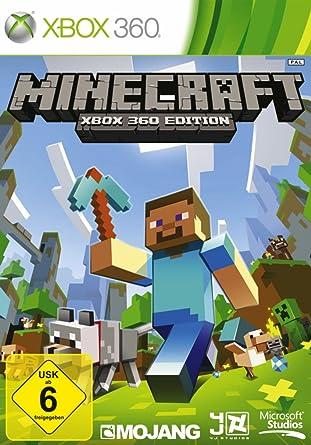Minecraft Xbox Amazonde Games - Minecraft offline zu zweit spielen pc