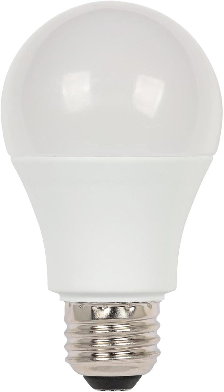 Westinghouse Lighting 5379800 100-Watt Equivalent A19 Bright Medium Base LED Light Bulb, Single, Soft White